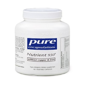 Nutrient 950 (without copper & iron)