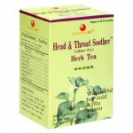 Head & Throat Soother Herb Tea