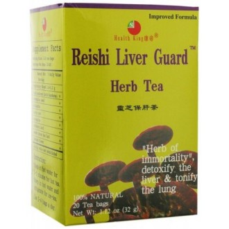 Reishi Liver Guard Herb Tea