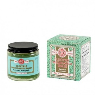 Electric Medicated Balm