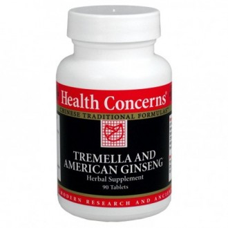 Tremella and American Ginseng