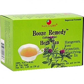 Booze remedy Herb Tea
