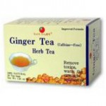 Ginger Herb Tea