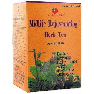 Midlife Rejuvenating Herb Tea