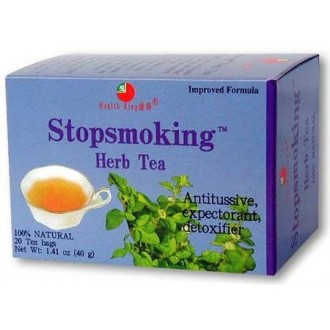 Stopsmoking Herb Tea
