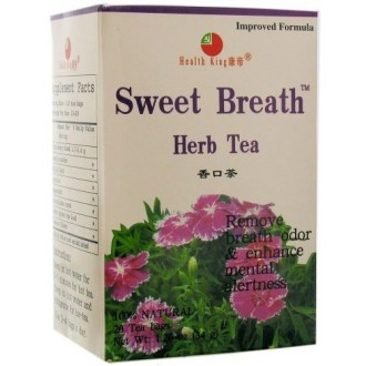 Sweet Breath Herb Tea
