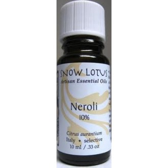 Neroli, Absolute 10% in Jojoba